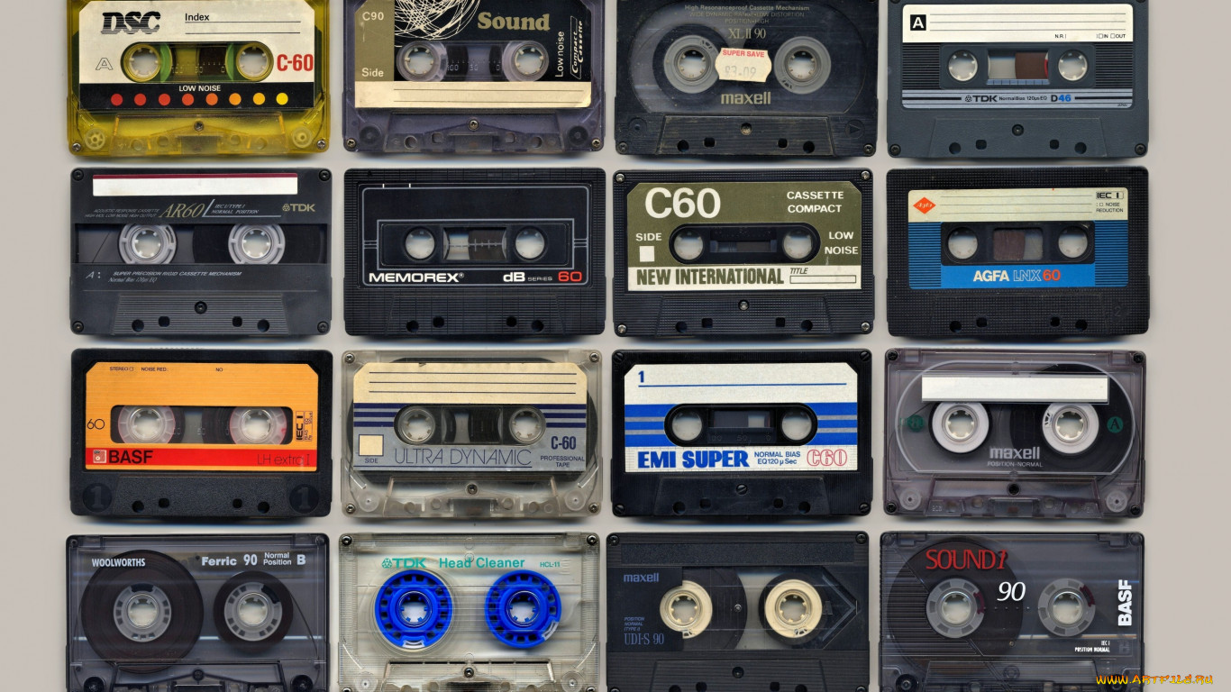 Retro Aufbewahrungsschrank Musik Fans